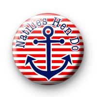 Custom anchor hen do badges