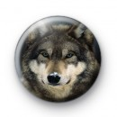 Custom Wolf Badge