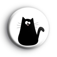 Cute Cat Badge