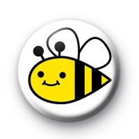 Custom Bee Badge 2