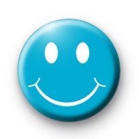 Blue Smiley Face Badges