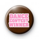 Dance Contest Winner Badge
