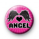 Dark Angel Button Badges