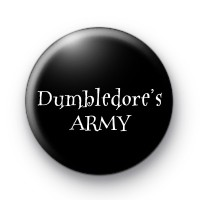 Dumbledore's Army Button Badge