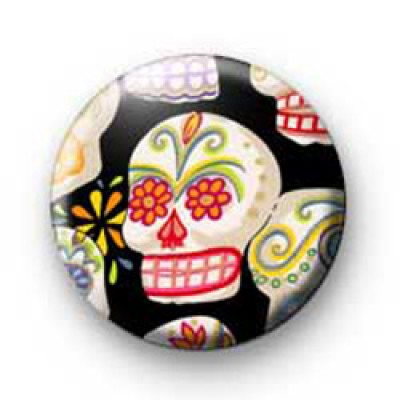 Day of the Dead badges