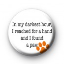 Dog Rescue badge