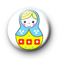 Matryoshka doll Badges