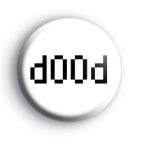d00d (Dude) Badge thumbnail