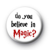 Do you believe in Magic badge