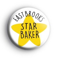 Custom Eastbrooks Star Baker Badge