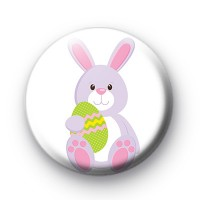Pink Easter Bunny Eggs badge thumbnail