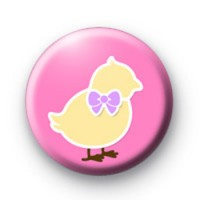 Easter Chick Badge