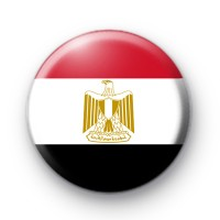 National Flag of Egypt Badges