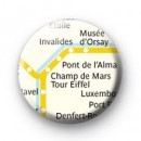 La Tour Eiffel (Eiffel Tower) badges