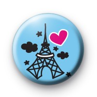The Eiffel Tower Blue Badge