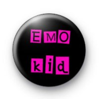 EMO kid Badges