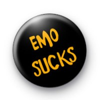 EMO Sucks badges