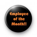 Employee of the month badges