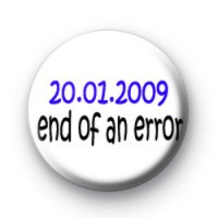End of an error badges
