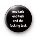 End task geek button badge