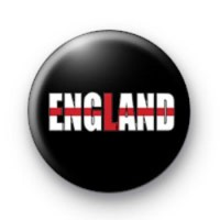 England Button Badges