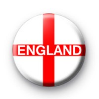 England Football Fan Badges