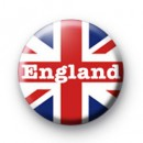 England Union Jack Badges