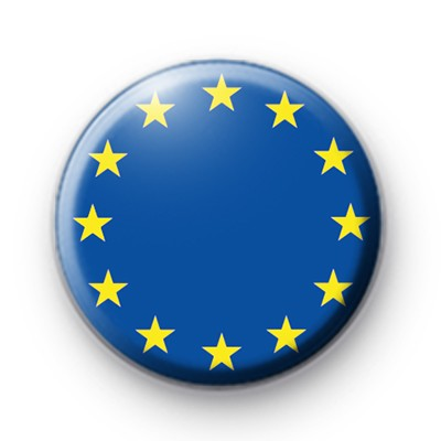 EU Flag Badge
