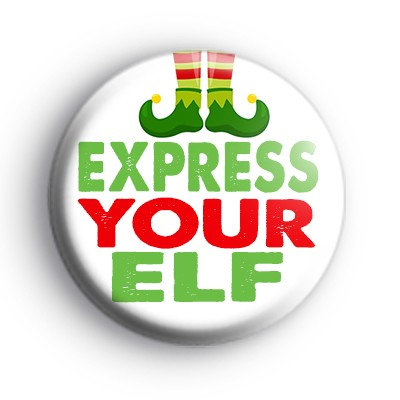Express Your ELF Badge