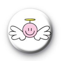 Festive Angel Badges