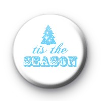 Festive Tis The Season Badge