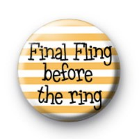 Final Fling Before the Ring badges