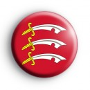 Flag of Essex Badge