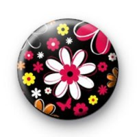 Flower Power Badge