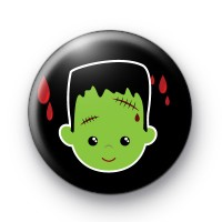 Green Frankenstein Green Badges