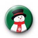Frosty The Snowman Badge