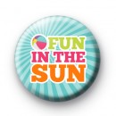 Fun in the SUN Badge
