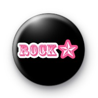 Rock On Rock Star Button Badges thumbnail