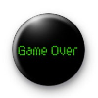 Game Over Badge