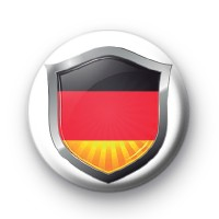 Germany Flag Crest Badge