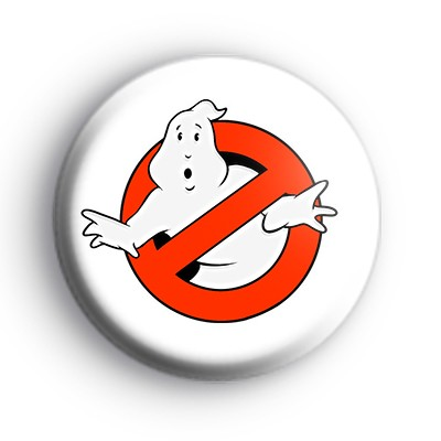 Ghostbusters Badge