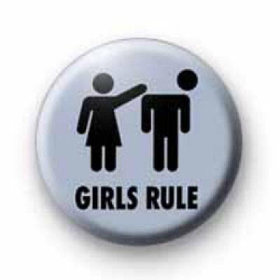 Girls Rule badges