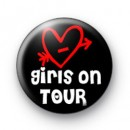 Girls on TOUR! badges