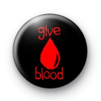 Give Blood Badges