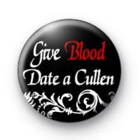 Give Blood Date a Cullen badges