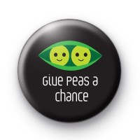 Give Peas a Chance Badge
