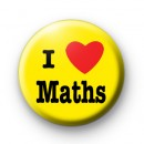Gold I Love Maths badges