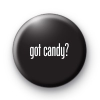 Got Candy Badge