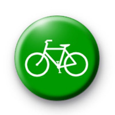 Green Ride your Bike Badge