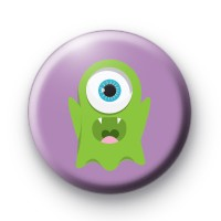 Green Eyes Monster badge